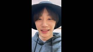 [20200407] Lee Junyoung insta live 2 ukiss_jun97  #JUN #이준영 …
