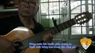 NGÀY XUÂN THĂM NHAU (Hoài An & Trang Dũng Phương)
