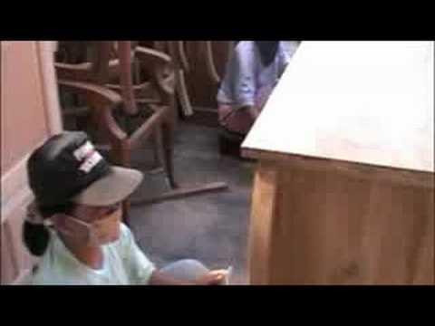 the making of chic teak furniture youtube chic teak furniture