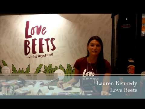 Love Beets at the Fancy Food Show 2015