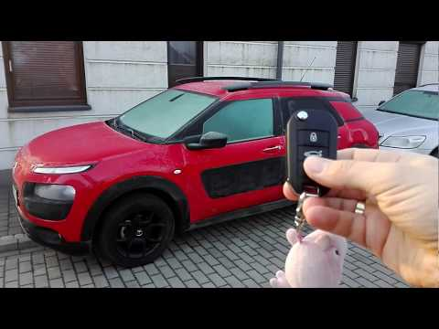 12# Cold start challenge -3C / 26F Citroen C4 Cactus 1.2 82 HP ETA SHINE 2017