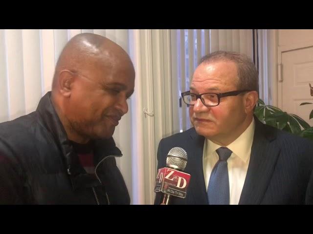 """Embajador Jose Tomas Perez presenta """"La Gente Detrás del Muro"""""""