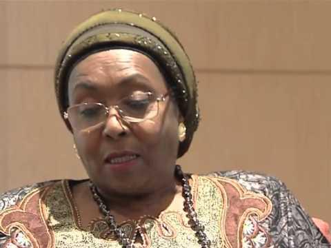 Interview avec Madame Edna Adan Ismail au Gabon - Partie II-
