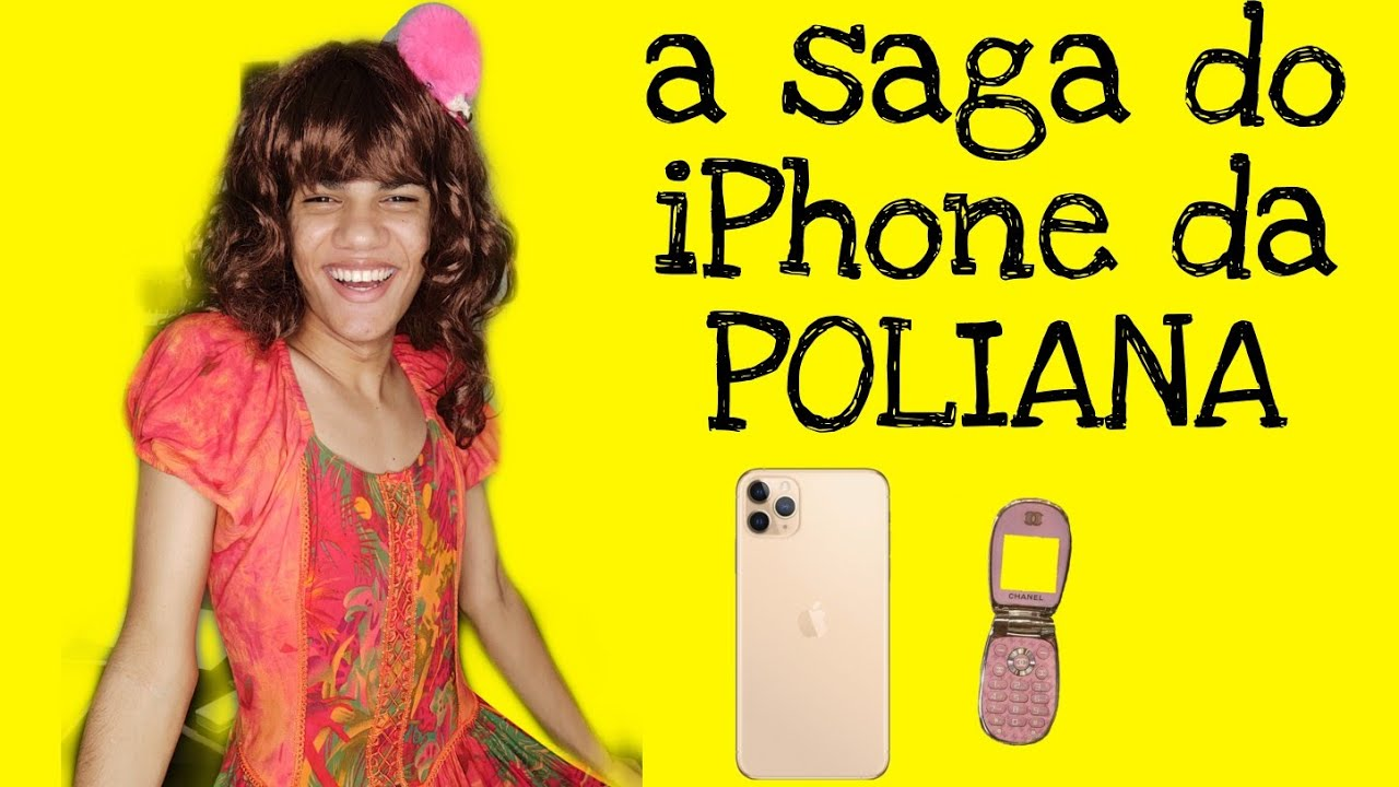 Download A saga do iphone da Poliana - episódios 1 ao 10 - Kevem Marley