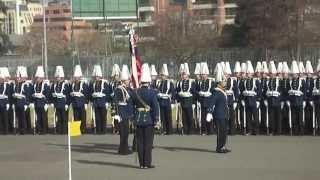 Escuela Militar 2013 Juramento a la Bandera