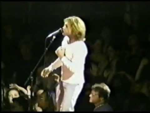 Bon jovi always madison square garden 1994 acoustic youtube for Bon jovi madison square garden