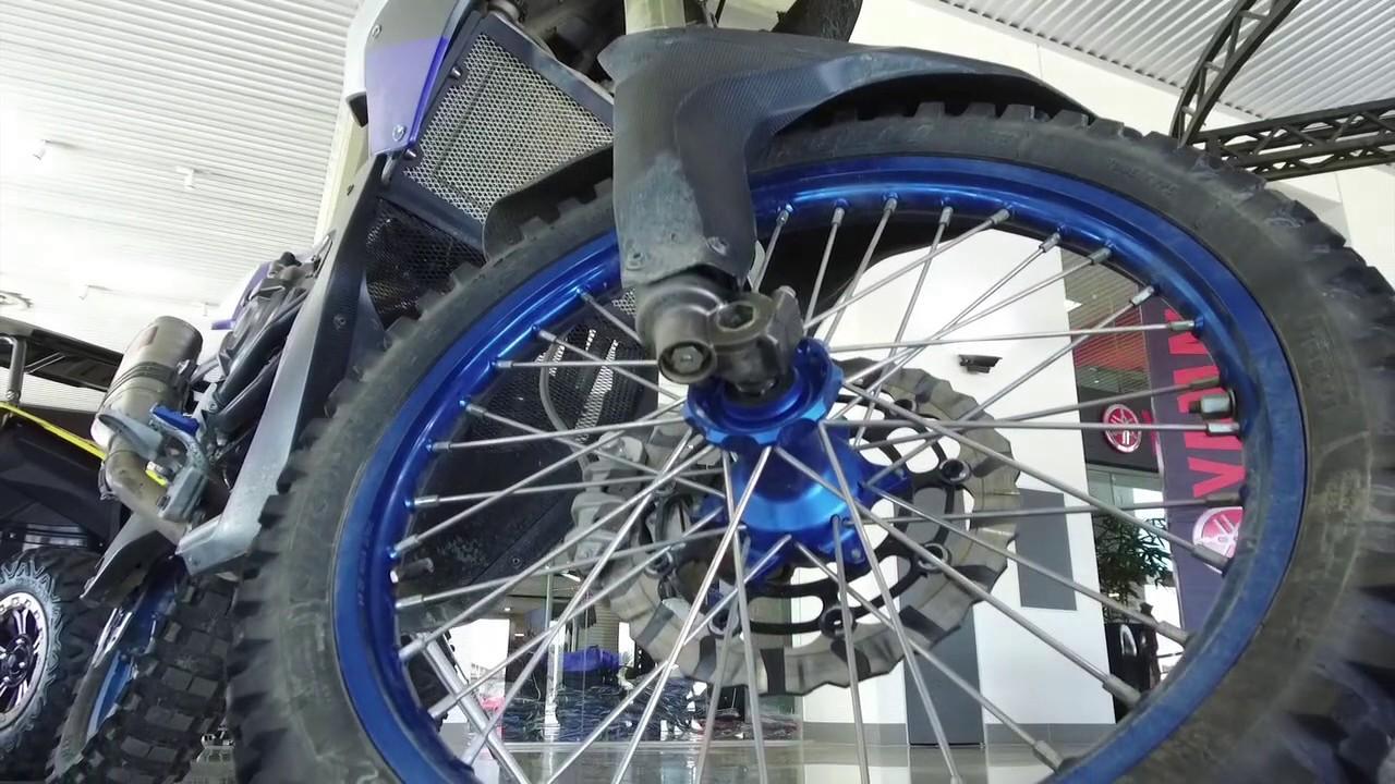 Yamaha T7 Prototype On 2wheelstv Youtube