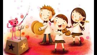 ВЕСЕЛЫЙ Урок музыки в 3 Б)))