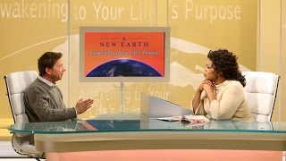 Eckhart Tollle & Oprah 2009 Global Web series ~ Awakening your life purpose V01