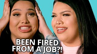 Twin vs. Twin EXPOSED in Never Have I Ever Challenge w/ Karina Garcia and Mayra Garcia