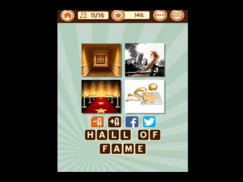 4 Pics 1 Sg Answers Level 2