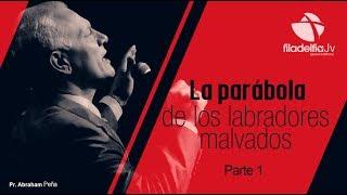 Abraham Peña - La Parábola de los labradores malvados 1