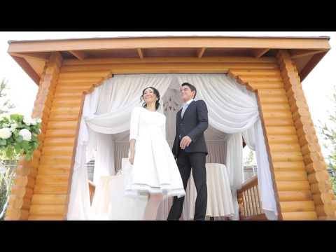 Свадебное видео. Свадьба Дархана и Джамили в Алматы. 13.10.12