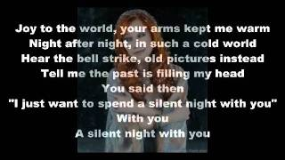A Silent Night With You Tori Amos Sing Cover With Lyrics