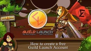 Beleen tutorial: so erstellen Sie eine neue, Kostenlose Guild Launch-Konto und sync mit AQWorlds Konto