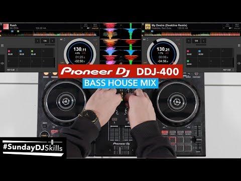 Pioneer DDJ 400 DJ Mix - Bass House - #SundayDJSkills