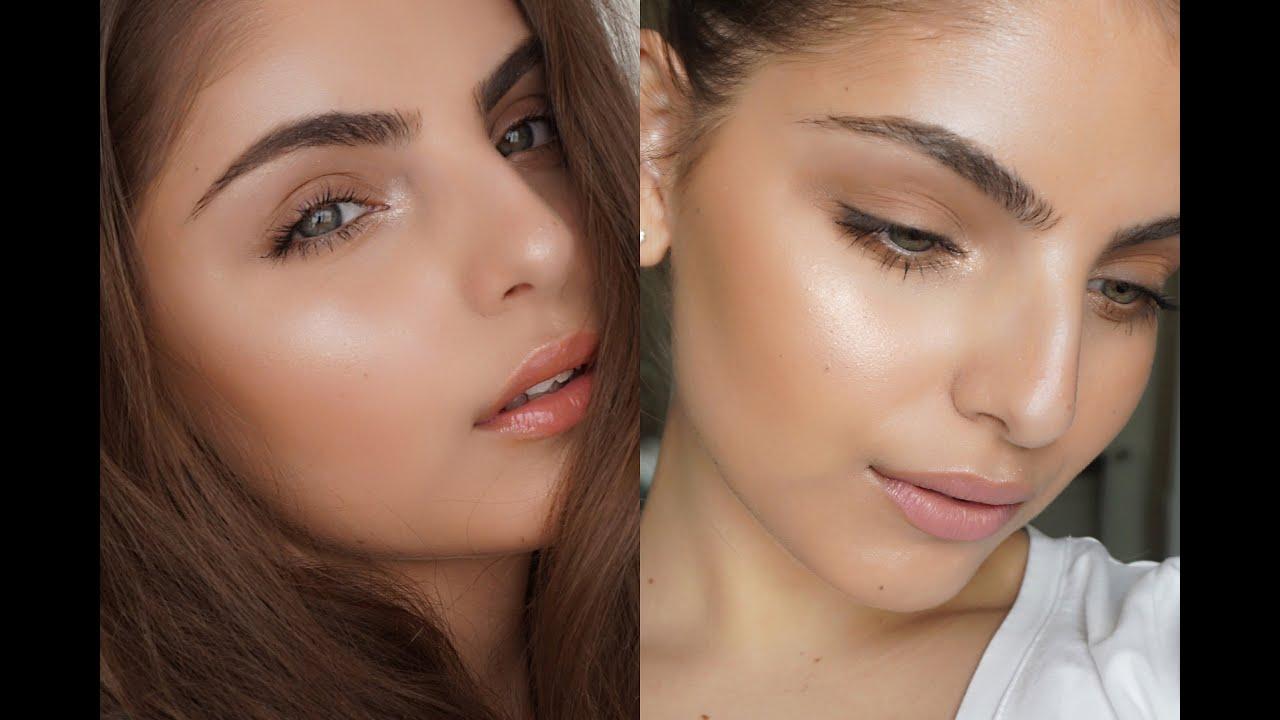 Strobing Highlighting Explained Full Makeup Tutorial