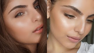 One of Heidi Hamoud's most viewed videos: STROBING/HIGHLIGHTING EXPLAINED! - Full Makeup Tutorial