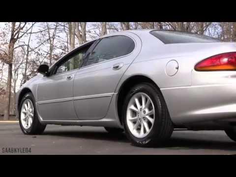 2001 Chrysler LHS Start Up, Road Test & In Depth Review
