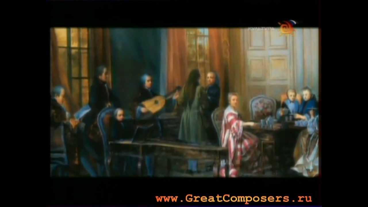 Обложка видеозаписи Йозеф Гайдн   Биография великого композитора Гайдна