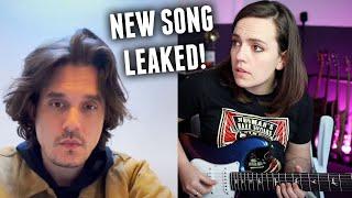 I Wrote John Mayer's New 2021 Single