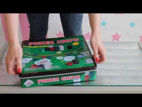 Игровой набор Покер 500 фишек