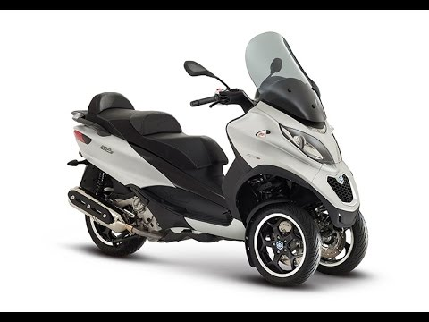 2016 Piaggio MP3 500 SPORT ABS Scooters