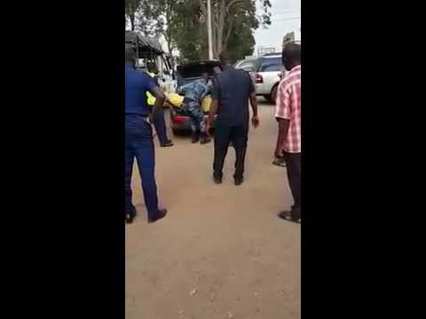 Video: 2 Nigerians With Dead Body Arrested In Ghana