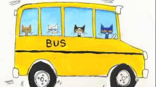 The Wheels on the Bus - Pete the Cat