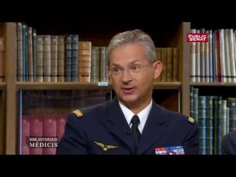 Le général Mercier dans l'émission « Bibliothèque Médicis »