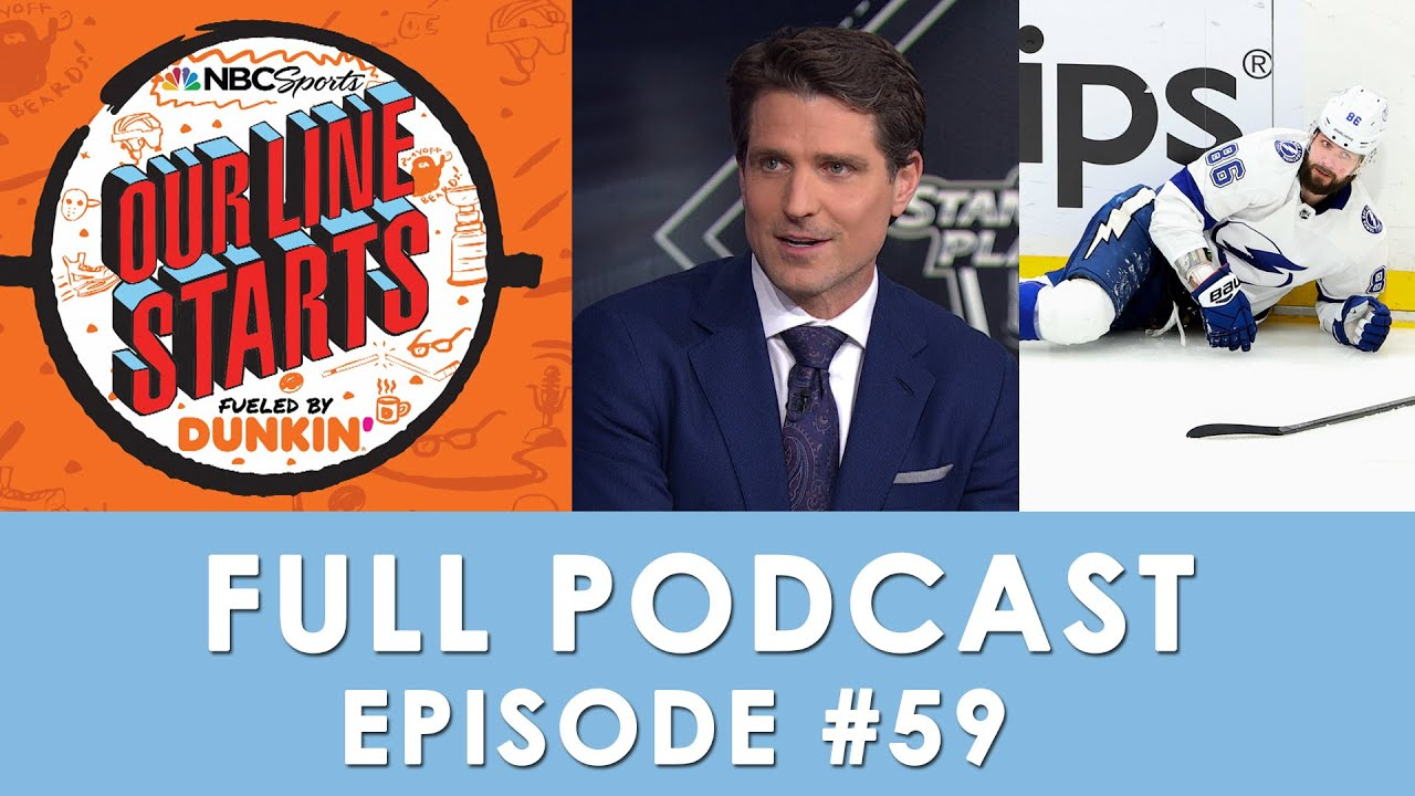 Download Islanders, Lightning to Game 7; Canadiens' Cup dreams alive | Our Line Starts Ep. 59 | NBC Sports