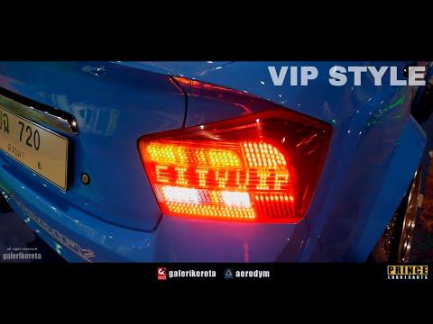Honda City VIP by Kunlajin Racing
