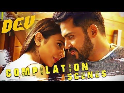 Dev  super scenes Collections | Karthi | Rakul Preet Singh | Prakash Raj