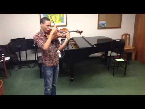 Bartok Viola Concerto, Sz. 120, BB 128- I. Moderato