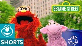 Sesame Street: Murray Visits a Recycling Center | Murray Had a Little Lamb