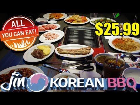 25 99 For All You Can Eat Korean Bbq Jin Korean Bbq 고기구이 Houston Tx
