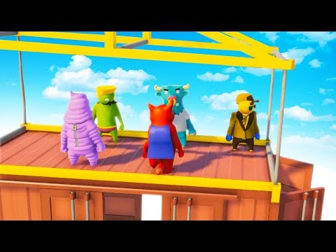 GANG BEASTS IS BACK