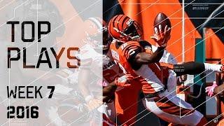 Top Plays (Week 7)   NFL