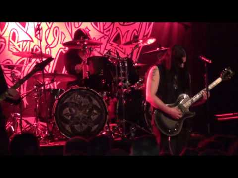Eucharist - Wounded And Alone Live @ Metal Reunion, Bruket, Varberg 2016