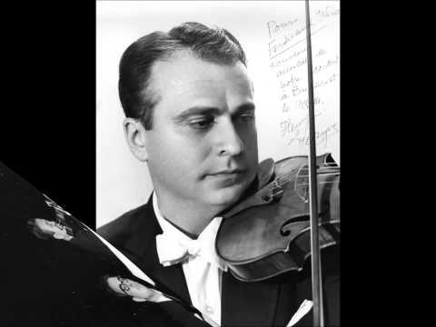 Wieniawsky: Mazurka op.19   Szeryng, Weiss