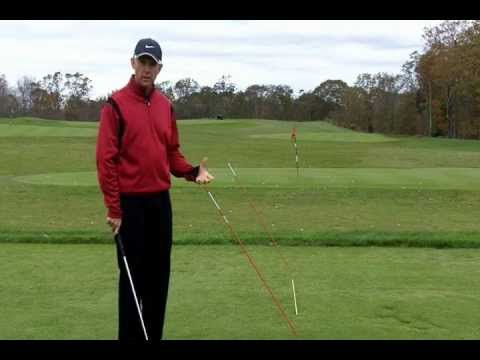 Golf Lessons - Swing Plane Drill