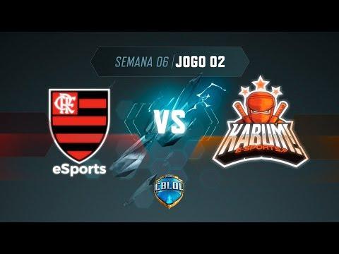 CBLoL 2019: 2ª Etapa - Fase de Pontos   Flamengo x KaBuM (Jogo 2)