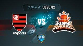 CBLoL 2019: 2ª Etapa - Fase de Pontos | Flamengo x KaBuM (Jogo 2)