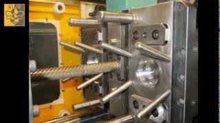Пресс форма для литья под давлением крышки для канистры(Фирма Бджилка предлагает услуги по проектированию и изготовлению пресс-форм для литья пластмассовых издел..., 2014-02-06T07:33:42.000Z)