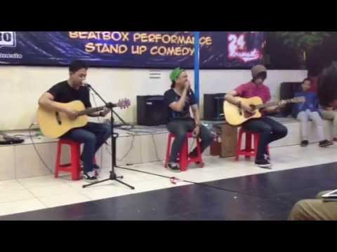 In hurricane rhythm - My empty heart (Live acoustic 3/5/13)