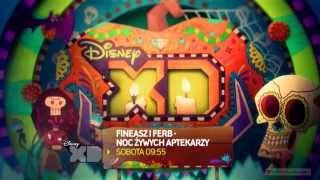 Disney XD Poland Halloween Advert 2014