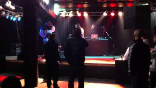 Silla feat. JokA & MoTrip - Killa - Soundcheck LIVE@Musikbunker Aachen 2011