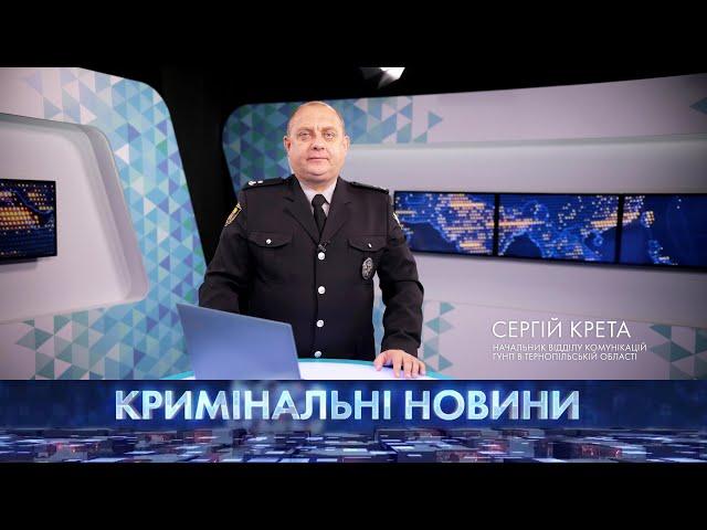 Кримінальні новини 02.05.2020