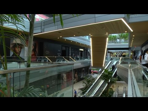 City of Miami - Brickell City Centre Opens