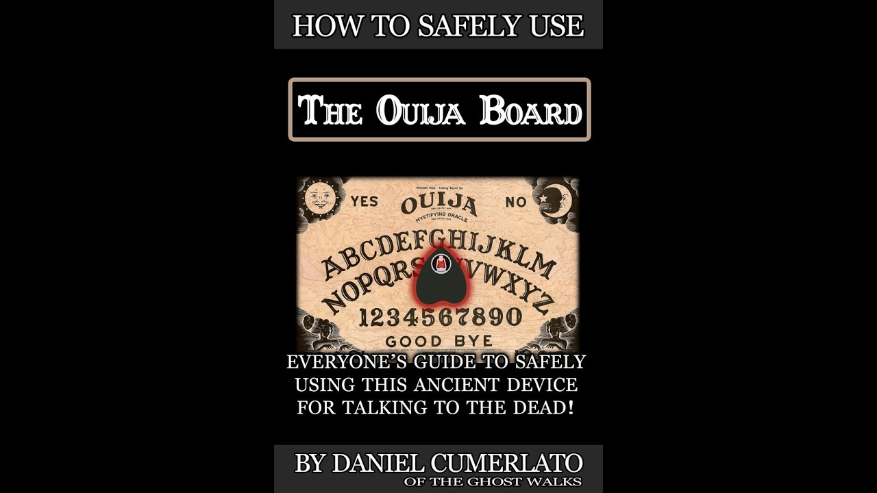 How to Safely Use the Ouija Board > 3 Rules of Talking with